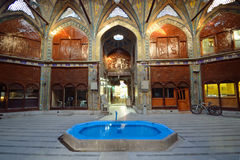 Isfahan Bazaar Royalty Free Stock Photos