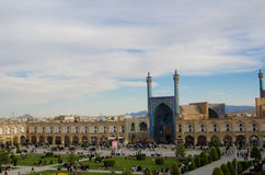 Isfahan bazaar. Emam square Royalty Free Stock Photography