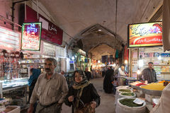 Isfahan Bazaar Stock Photos
