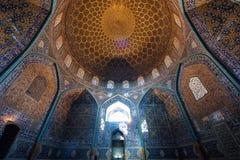 Isfahan em Irã foto de stock