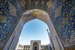 Isfahan i Iran Royaltyfria Bilder