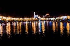 Isfahan Imamfyrkant Royaltyfria Bilder