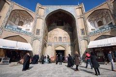 Isfahan in Iran stock photo