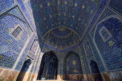 Isfahan in Iran Royalty Free Stock Photo