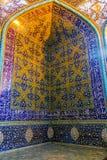 Isfahan Lotfollah meczet 06 obraz stock