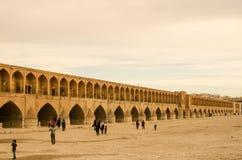 Isfahan most zdjęcia stock