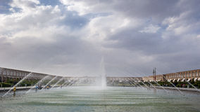 Isfahan plaza in Iran Royalty Free Stock Photography