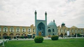 Isfahan schahmoské lager videofilmer