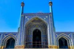 Isfahan Shah meczet 07 obrazy stock