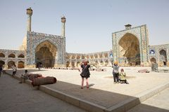 Isfahan Royalty Free Stock Photo