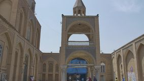 Isfahan Vank Cathedral stock video