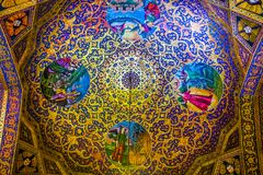 Isfahan Vank Cathedral 09 royalty free stock photography