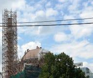 Ishak Çelebi Mosque, Bitola, Macedonia stock photos