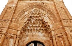 Ishak巴夏宫殿,细节-土耳其 免版税图库摄影