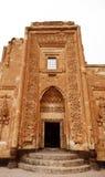 Ishak巴夏宫殿,细节-土耳其 免版税库存照片