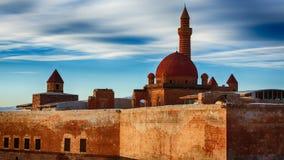 Ishak Pasa Palace, Turkey Royalty Free Stock Images