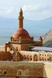Ishak Pasha. Landscape of Ishak Pasha near Dogubeyazit, Turkey Royalty Free Stock Photo
