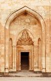 Ishak Pasha pałac, szczegół - Turcja Zdjęcia Royalty Free