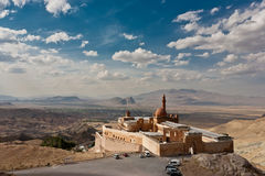 Ishak Pasha pałac Zdjęcia Royalty Free