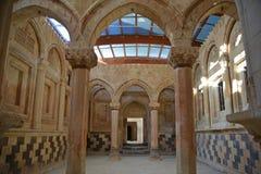 Ishak Pasha pałac inside Obrazy Royalty Free