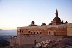 Ishak Pasha Palace. At the turkey Royalty Free Stock Photos