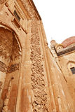 Ishak Pasha Palace, Detail - Turkey Royalty Free Stock Image