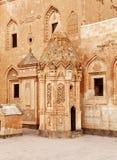 Ishak Pasha Palace, detalle - Turquía Foto de archivo