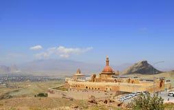ISHAK PASHA PALACE Royalty Free Stock Photo