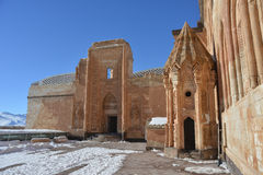 Ishak Pasha Palace - fragment Stock Photography