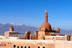 Ishak Pasha Palace Royalty Free Stock Image