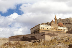 Ishak Pasha Palace Stock Photos