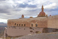 Ishak Pasha Palace Royalty Free Stock Images