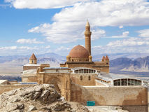 Ishak Pasha Palace Royalty Free Stock Photos