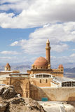 Ishak Pasha Palace Stock Images