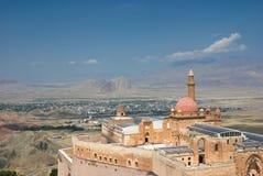Ishak Pasha`s palace Royalty Free Stock Image