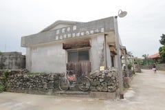 Ishigaki street view in Japan Stock Images