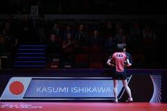 ISHIKAWA Kasumi do tempo de Japão para fora imagens de stock royalty free