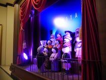 ISHIYA - Cute dolls inside the chocolate factory Royalty Free Stock Photos