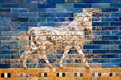 Ishtar Gate Royalty Free Stock Photography