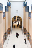 Ishtar Processional Way Hall of Pergamon Museum Royalty Free Stock Image