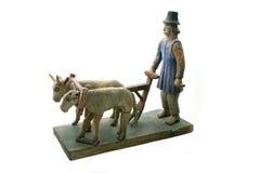 Isidoro o ploughman Fotografia de Stock
