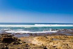 Isimangaliso Wetland Park beach, South Africa Stock Photos