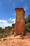 Isimila Stone Age Site Royalty Free Stock Image