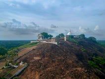 Isinbessagala Ruwangiri Rajamaha Viharaya Fotografia Royalty Free