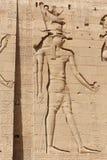 Isis寺庙-菲莱寺庙,埃及 免版税库存图片