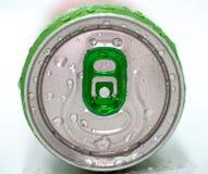 Iskallt öl eller kall drink royaltyfria foton