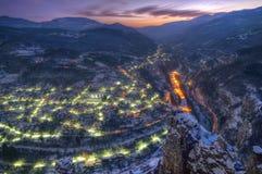 Iskar-Schlucht und Lakatnik, Bulgarien Stockfoto
