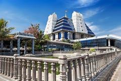 ISKCON Temple Royalty Free Stock Photo