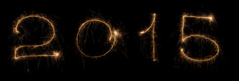 Iskra 2015 Fotografia Stock