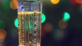 Iskry szampańscy bąble zbiory